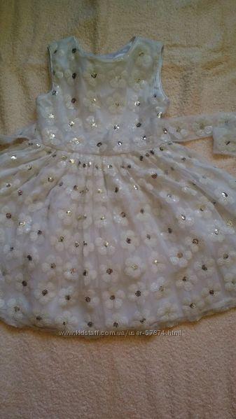 Нарядное платье 6л
