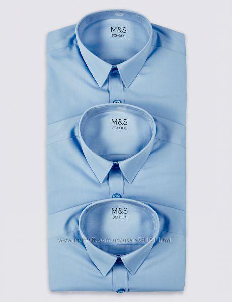 Рубашки в школу MARKS&SPENSER