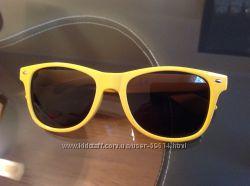 Стильные и модные жёлтые очки