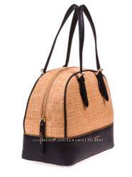 Тренд - плетеная сумка от Айзека Мизрахи Isaak Mizrahi