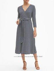 Платье GAP в морскую полоску, размер L