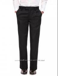Новые школьные брюки с шерстью от marks and spencer  10-11 и 11-12 лет