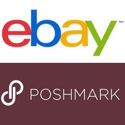 Аукцион Ebay. США, Англия, Европа. Выкуп и ставки. Poshmark