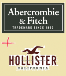 Hollister SALE 50 и Аbercrombie Без платы за вес