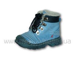 Зимние ботинки Emel р. 20 Польша, натуральная кожа