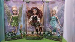Куклы Феи Диснея Динь Динь Незабудка Зарина Disney Fairies Оригинал США