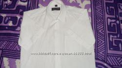 Белая тенниска, размер 33