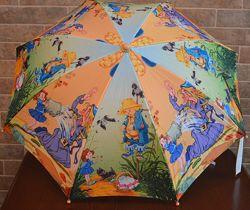 Акційна ціна. Дитяча парасолька серії Казка, Автомат. Zest.