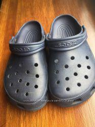 Кроксы Crocs оригинал размер 12-13, по стельке 19 см.