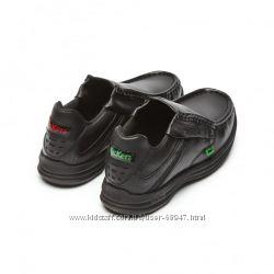 Продам новые шикарные школьные туфли Kickers 35рр