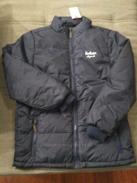 Продам детскую демисезонную куртку Lee Cooper 11-12 лет