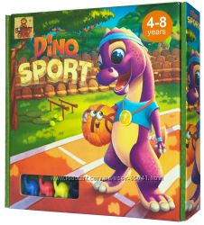 DINO SPORT - веселые настольные гонки