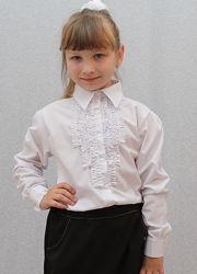 Блуза для девочки, р. 140