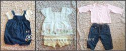 Комплекты одежды Mothercare в состоянии новых