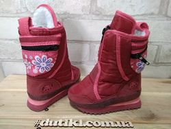 Moon boots - зимові сноубутся для самих маленьких пішоходів
