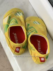Летняя обувь Crocs и Reima