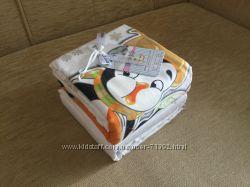 Детское Постельное белье first choice bamboo baby duvet set penguins