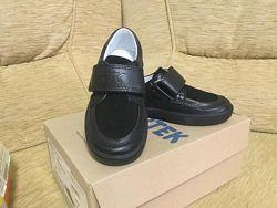 Акция кожаные туфли bartek Veslav 27 28 29 размера