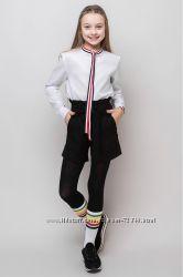 Стильные блузки для школьниц