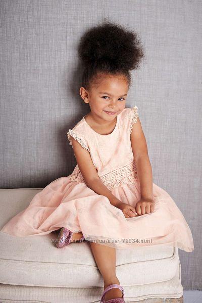Нарядное платье Next, 5-6 лет.