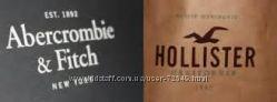 Abercrombie, Hollister под 5, без веса