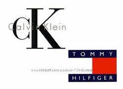 Заказы с сайтов Tommy Hilfiger и Calvin Klein Америка под 5