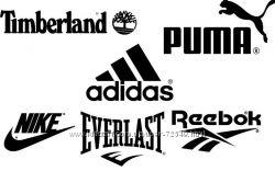 Спортивная одежда и обувь из Америки с Nike, Converce, Underarmour, Adidas