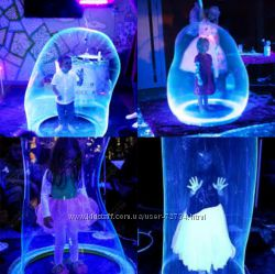 Раствор для шоу мыльных пузырей Покрытие для пузырей Неоновый раствор