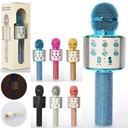 Микрофон для караоке беспроводной  LUX арт. 858
