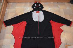 Пижама для пижамных вечеринок Летучая мышь - Вампир