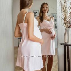 Стильные ночные сорочки для кормления, ночная юля мама, беременной