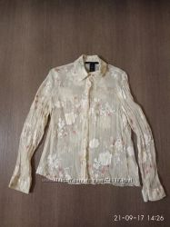 Шёлковая блуза Marc Jacobs