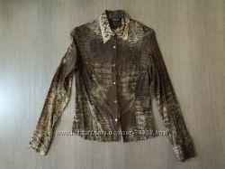 Шёлковая блузка Roberto Cavalli