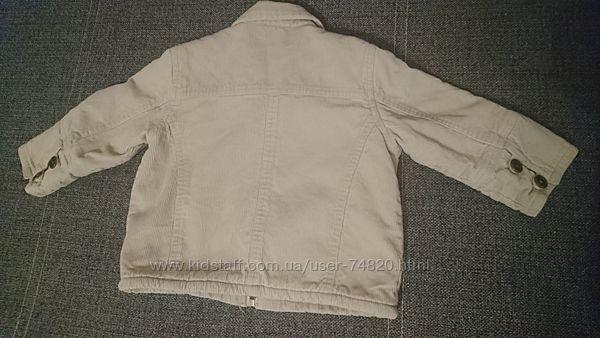 Деми курточка Impidimpi, 92 см.