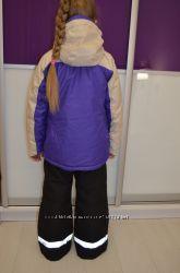 Зимний, лыжный, термокостюм фирмы H M рост 140