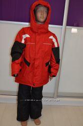 Зимний, лыжный, термокостюм фирмы Crane рост 122-128