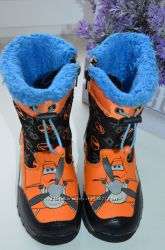 Зимние ботинки Planes Disney Германия р. 26 по стельке 16, 5 см