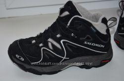 Фирменные кроссовки Salomon Waterproof оригинал р. 31 по стельке 20 см