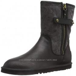 Демисезонные кожаные ботинки Ugg Australia Оригинал р. 40 по стельке 26 см
