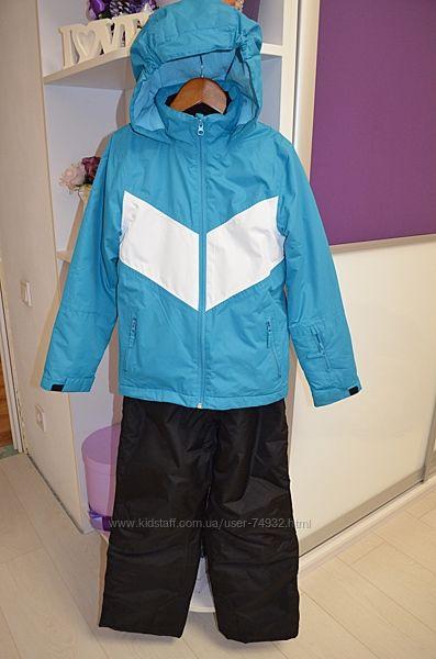 Зимний, лыжный, термокостюм фирмы Crane рост 134-140