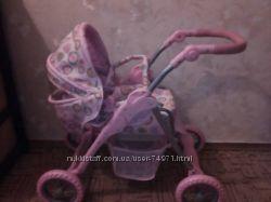 коляска для кукли Melogo
