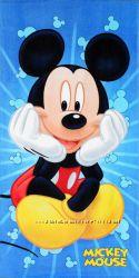 Пляжные полотенца Disney. Большой выбор
