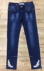 Стильные джинсы для девочки Grace. Венгрия