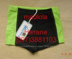 Купальные шорты для мальчика, Польша, рост от 116 см до 152 см