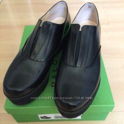 Paloma Barcelo новые кожаные туфли с пересылкой