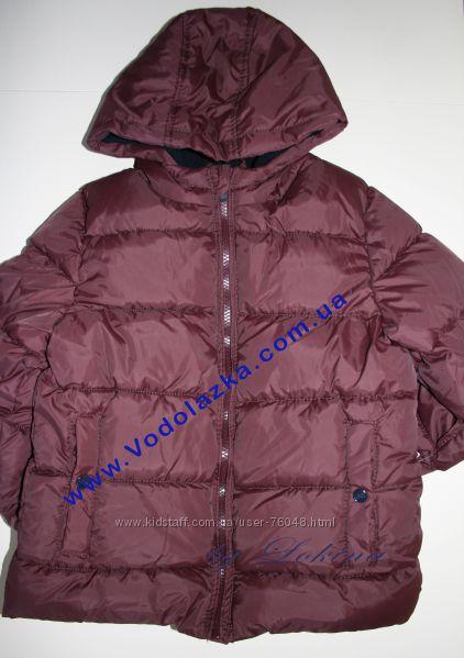 Куртки для мальчиков зима Kiabi