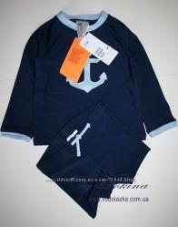 Солнцезащитный костюм для мальчика УПФ 50 плюс H&M