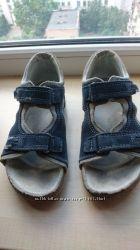 Ортопедическая обувь босоножки Orthobe плоскостопие вальгус, стелька 22 см