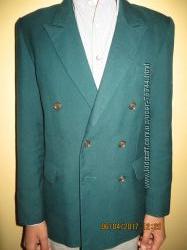 Пиджак школьный, зеленый. Милана. 170-175.