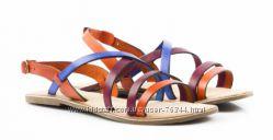 Новые, полностью кожаные сандали - босоножки Golderr 40 размера.